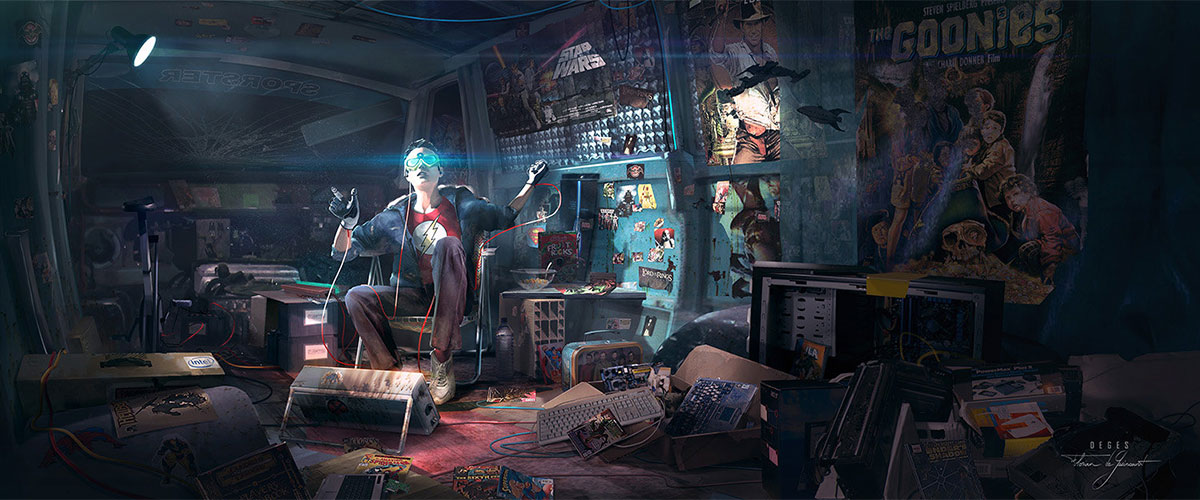 Libros: Ready Player One