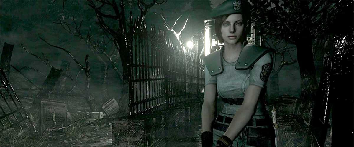 Apreciando a: Resident Evil