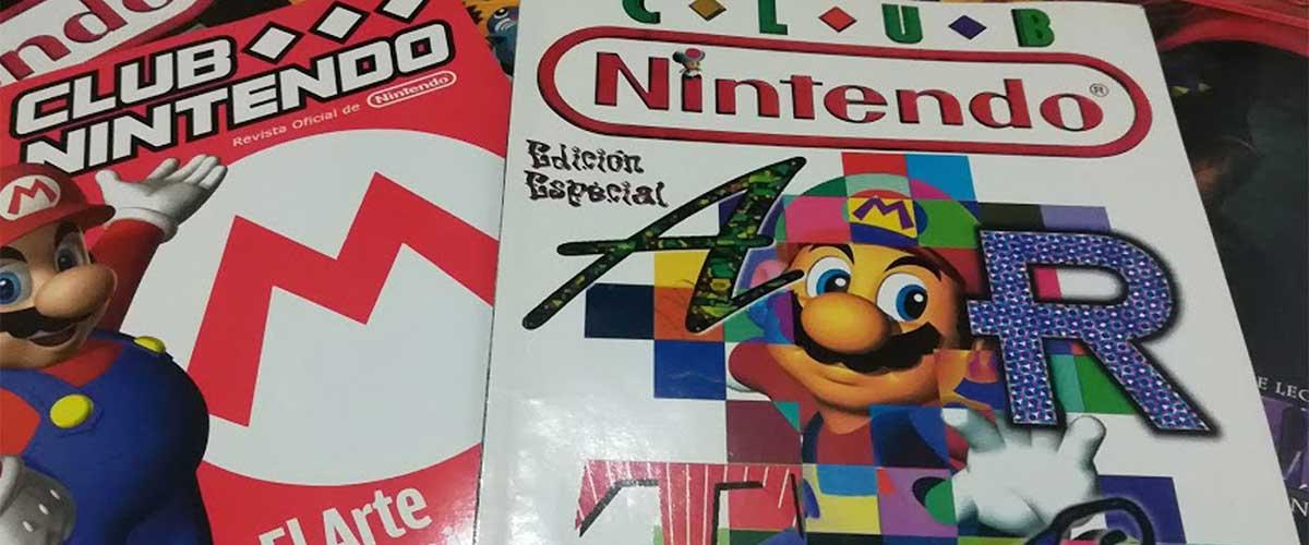 Seis números de Club Nintendo más nostálgicos