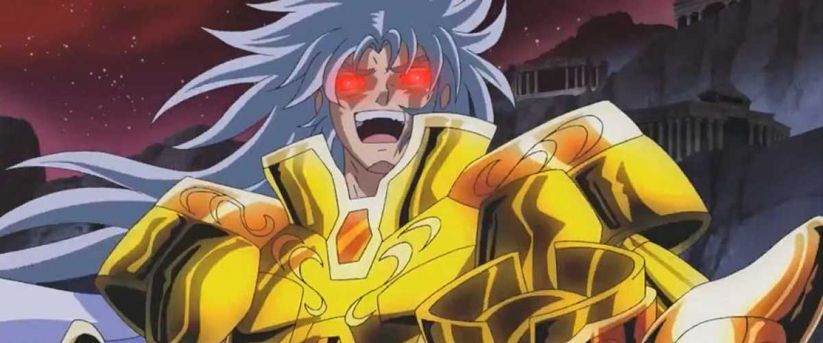 Saga de Géminis, el villano definitivo del anime