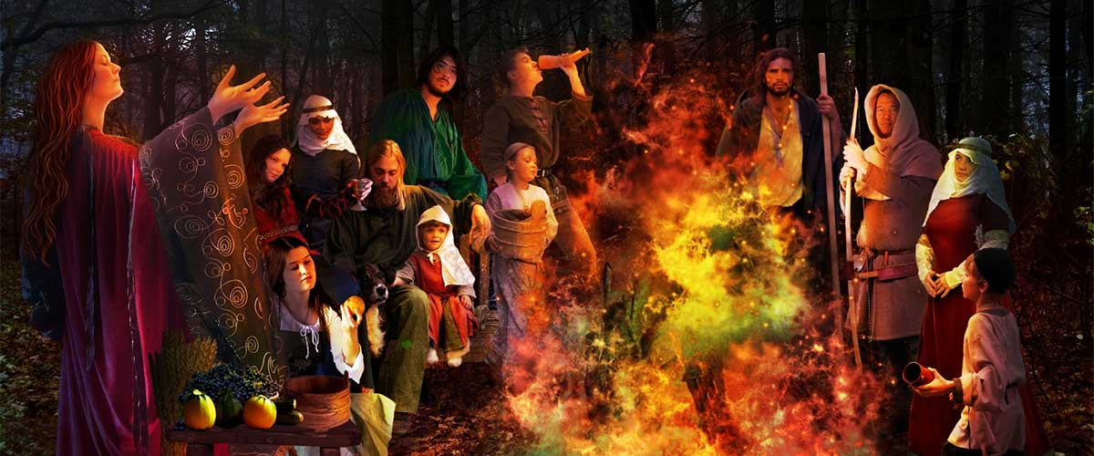 Día de Muertos y halloween, ni satánicos ni nacionalistas