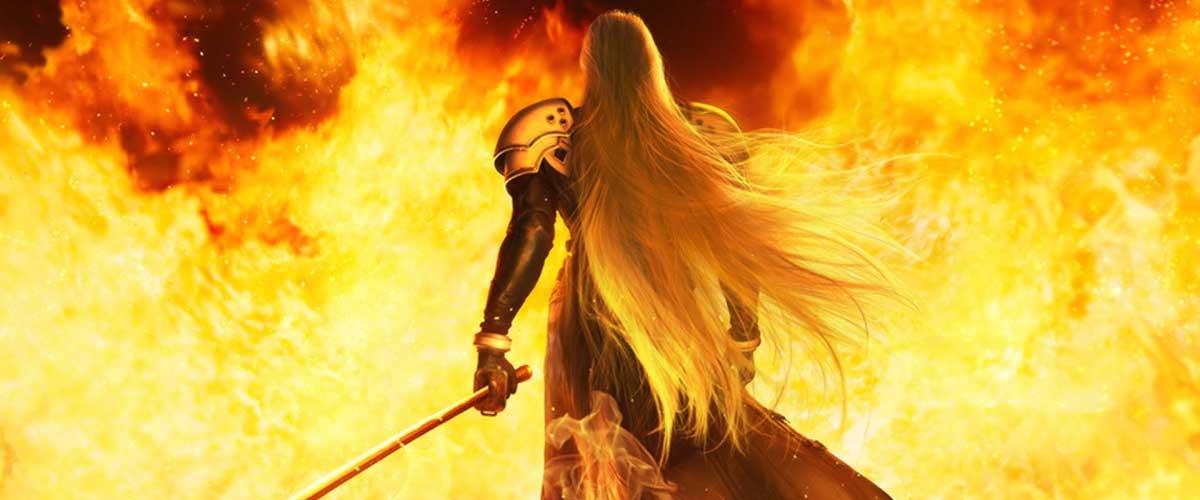 Sephiroth, una primera impresión que marcó