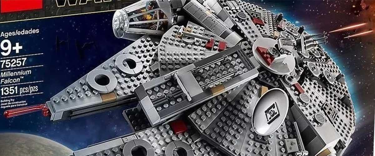 Los 10 Mejores Sets de LEGO Basados en Star Wars