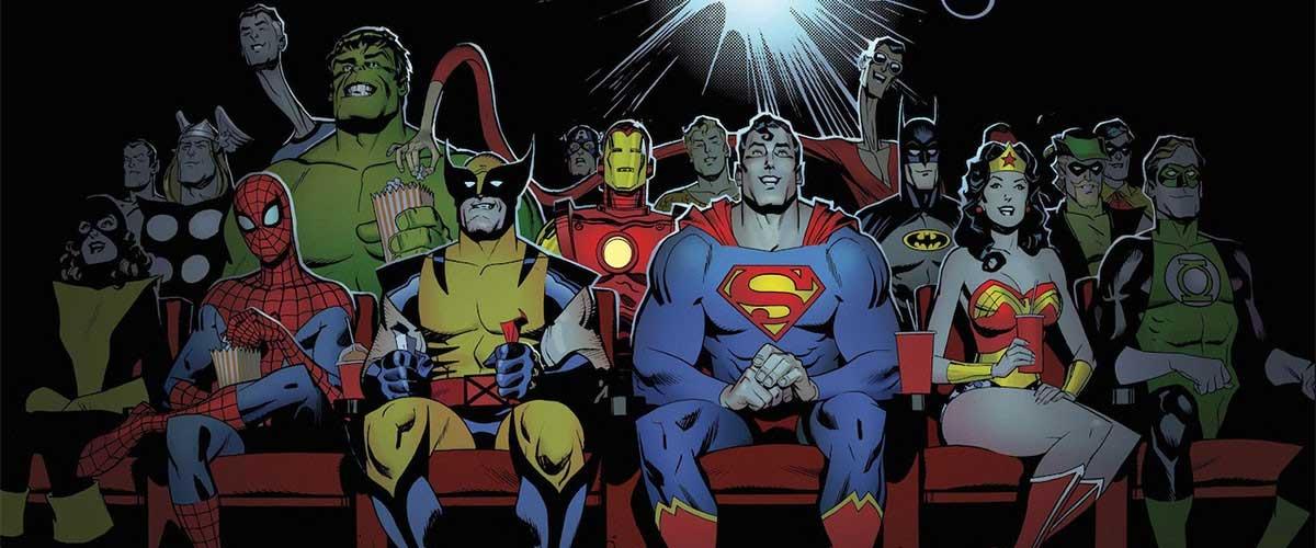 Seis películas de súper héroes que destacan sobre las otras