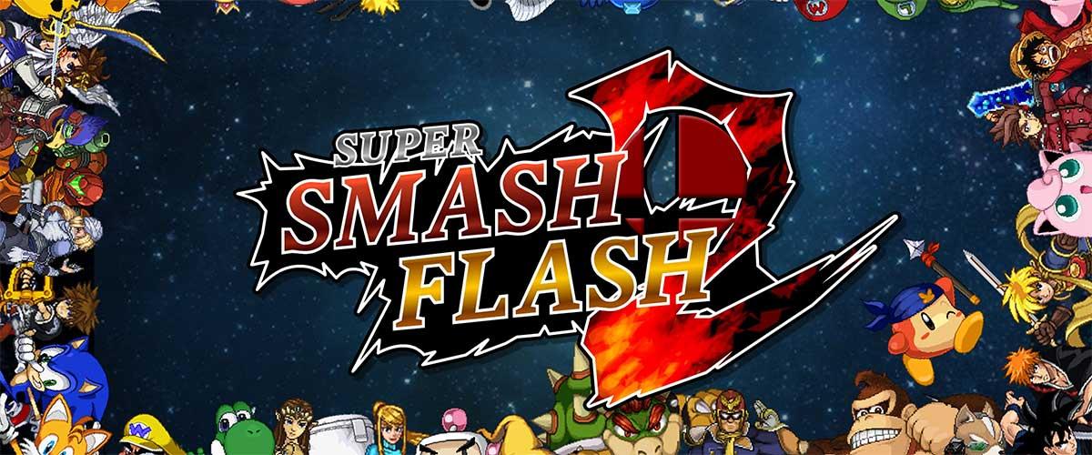 Super Smash Flash 2, Smash en 16 bits