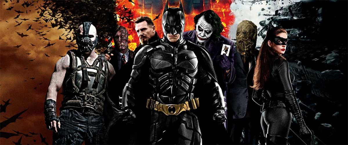 Analisis: La trilogia de The Dark Knight
