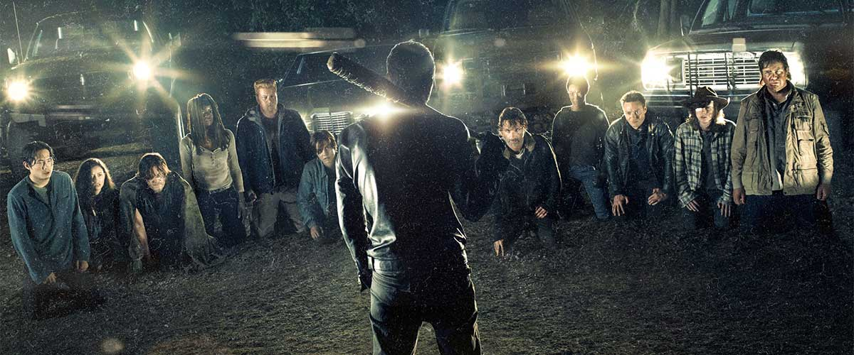 ¿A quién mató Negan al final de The Walking Dead?