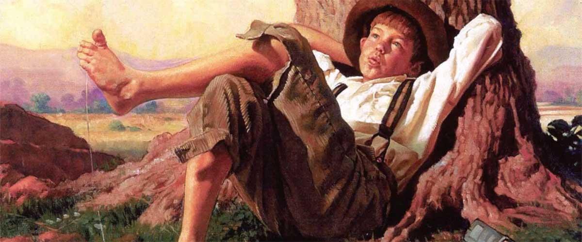 Libros: Las Aventuras de Tom Sawyer