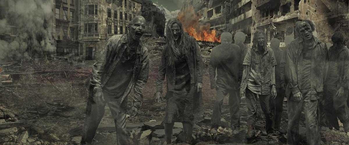 Guía para sobrevivir a un Holocausto Zombie