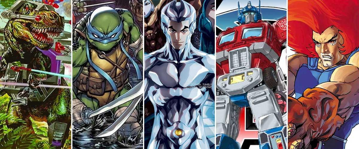 Las caricaturas (no anime) con las que crecimos que más nos impactaron