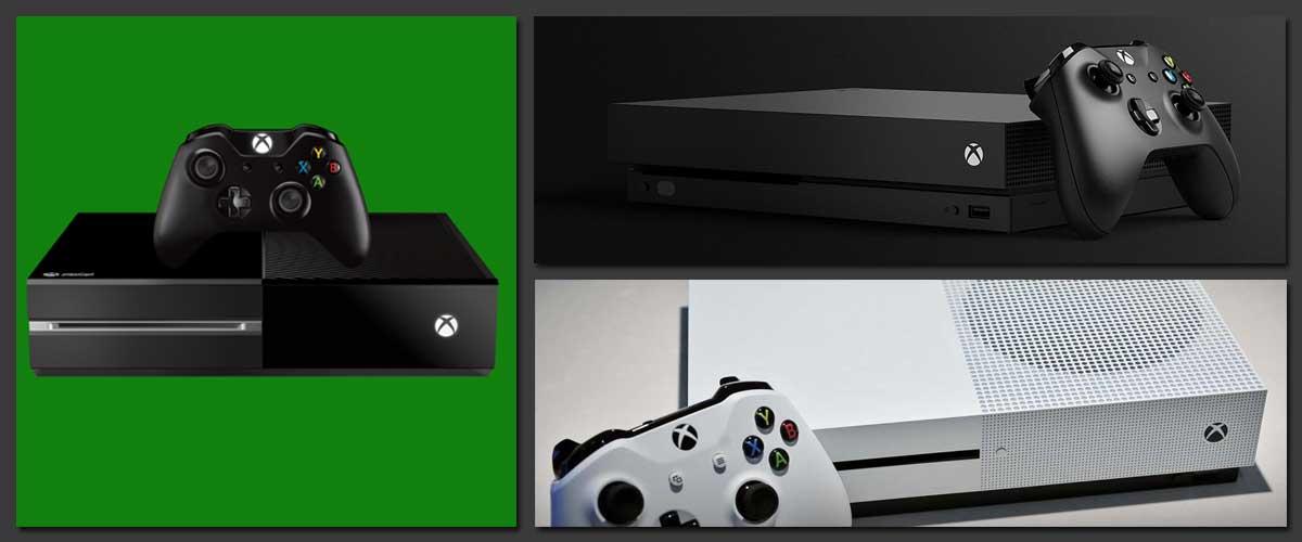 Apreciando a: La consola Xbox One