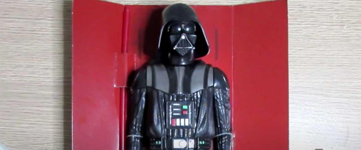 Darth Vader | Titan Hero Series | Unboxings Chidos 029