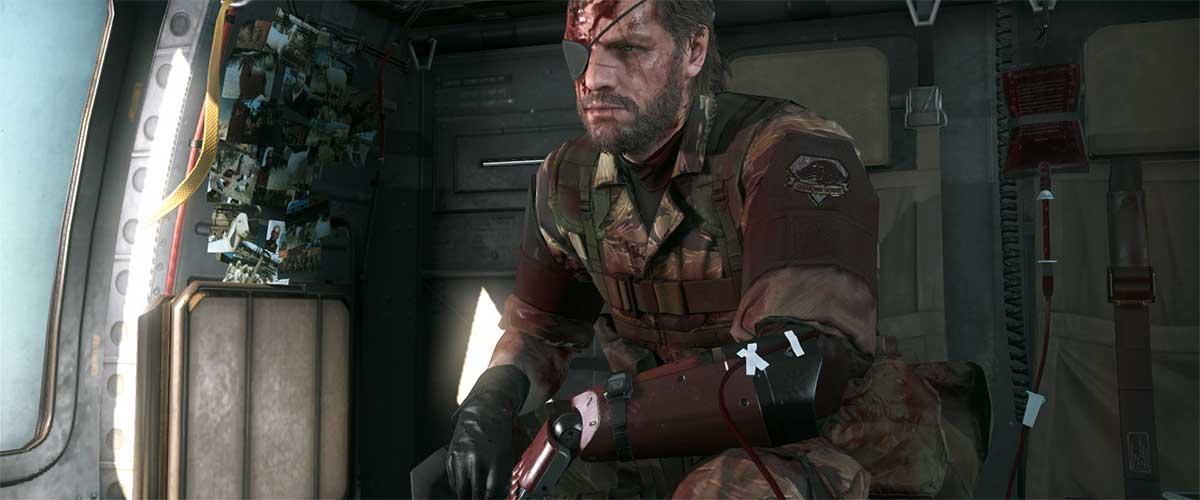 Mi análisis de Metal Gear Solid V: The Phantom Pain