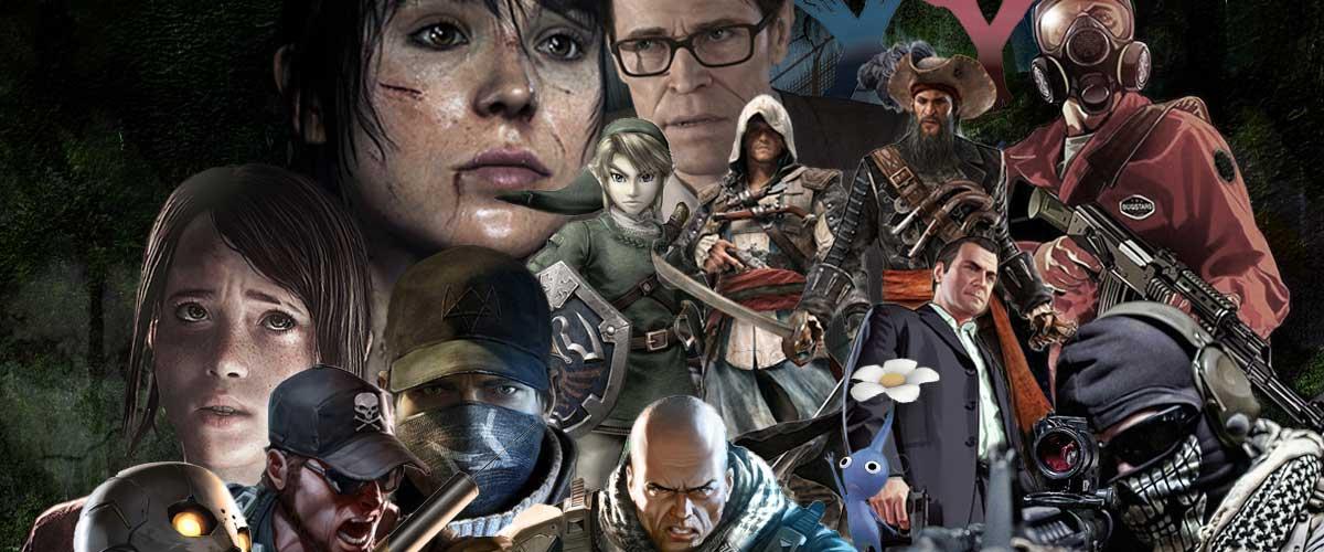 Videojuegos del 2013 en perspectiva