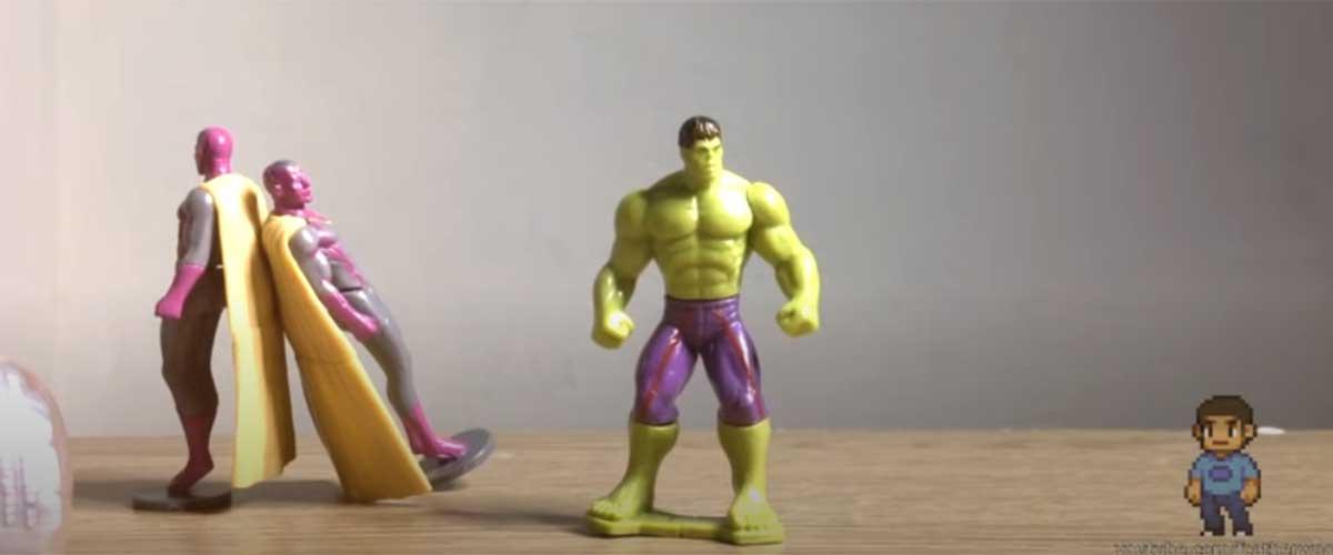 Kinder Sorpresa PIRATA | Avengers Era de Ultron | Parte 4 | Unboxings Chidos 018