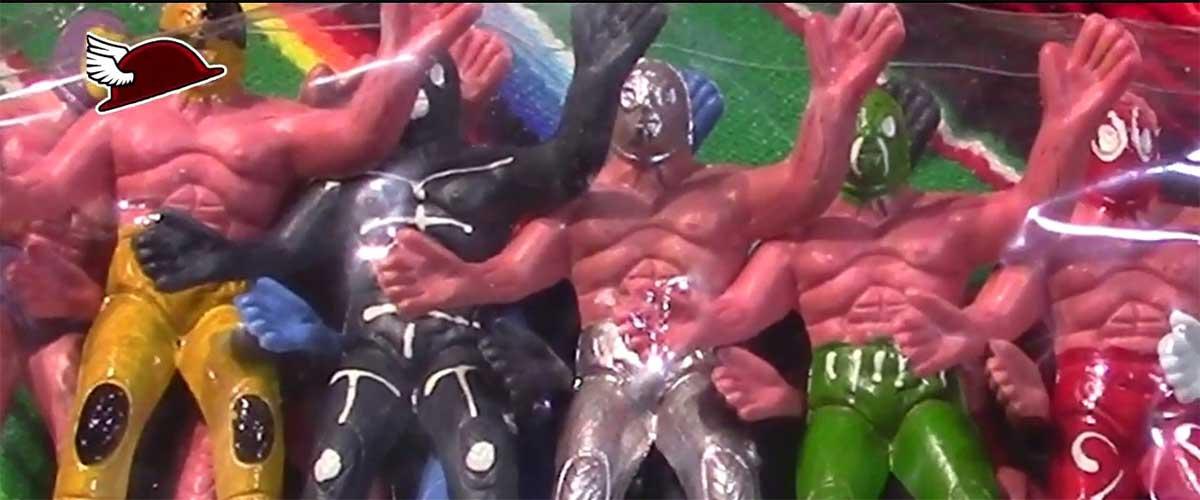 Héroes de la lucha libre | Parte 2 | Unboxings Chidos 029