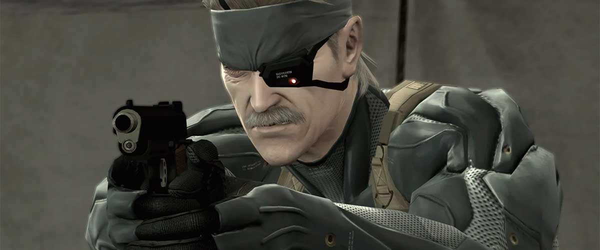 Reseña: Metal Gear Solid 4; Guns of the Patriots