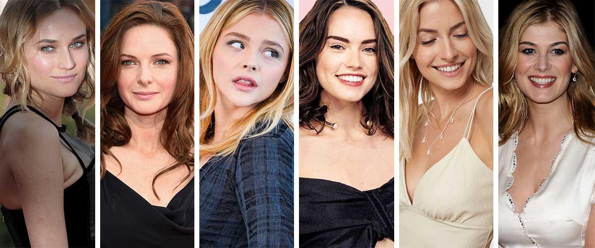 Top seis chicas de 2017