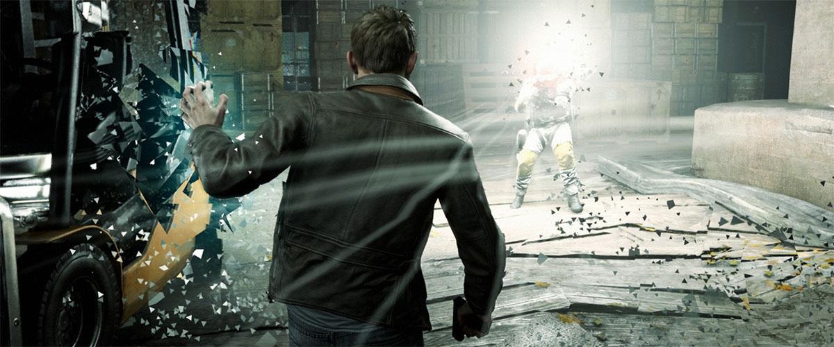 Quantum Break está menospreciado