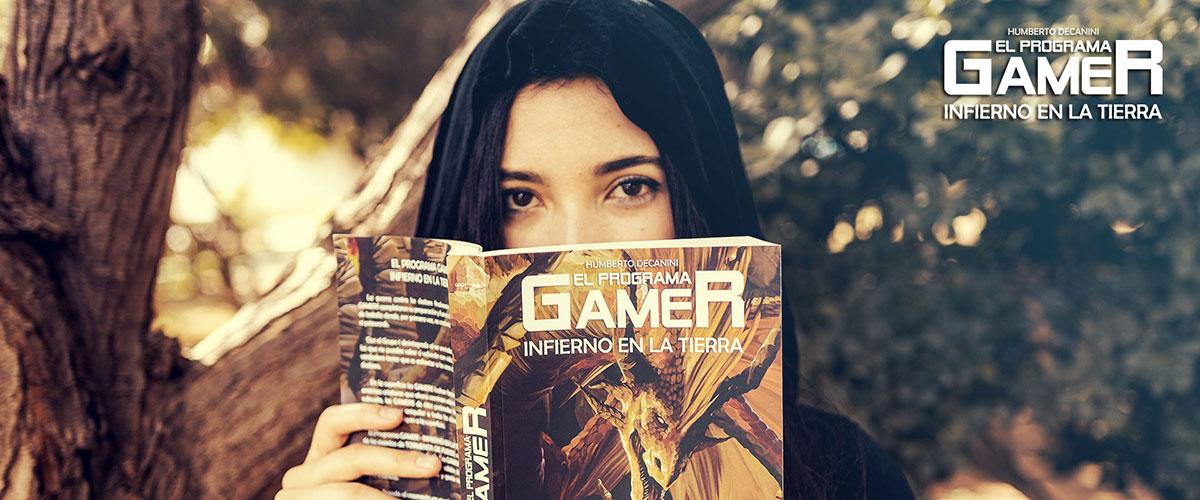 Sesión fotográfica para la trilogía El Programa GAMER