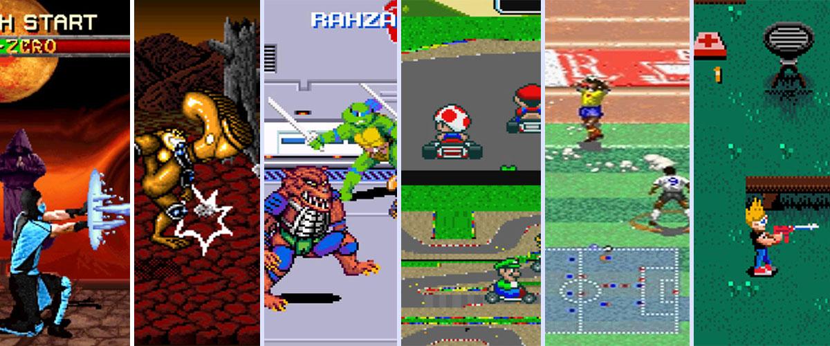 Top doce juegos de Super Nintendo de TODOS los tiempos (12 – 7)