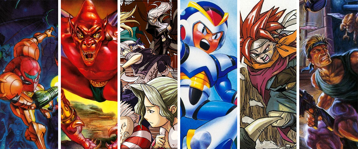 Top 12 juegos de Super Nintendo de TODOS los tiempos (6 – 1)