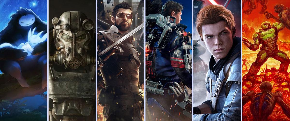 Top 12 juegos de la generación Xbox One y Playstation 4 (12 – 7)