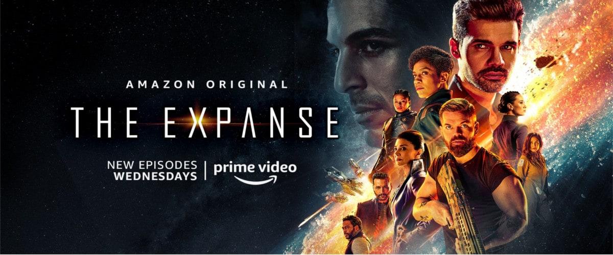 The Expanse: La Mejor Serie de SCI-FI que Nadie esta viendo