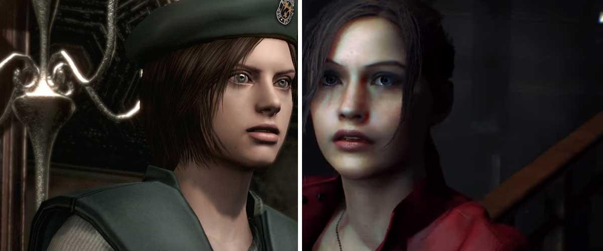 Duelo de Remakes: Resident Evil Remake vs Resident Evil 2 Remake