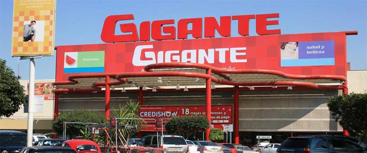Recordando a: Tienda Gigante