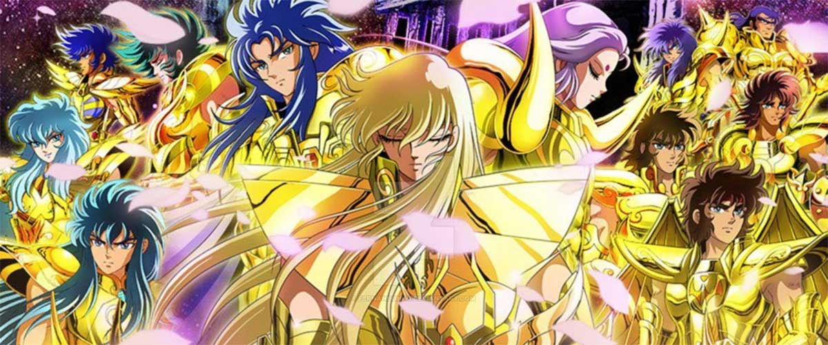 Caballeros del Zodiaco: El Caballero Dorado MENOS poderoso
